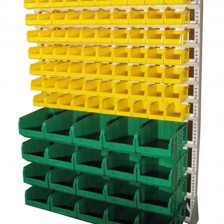 Стойка 1150х1500  Стелла-техник С1-07-00-04 - Архивное и складское оборудование