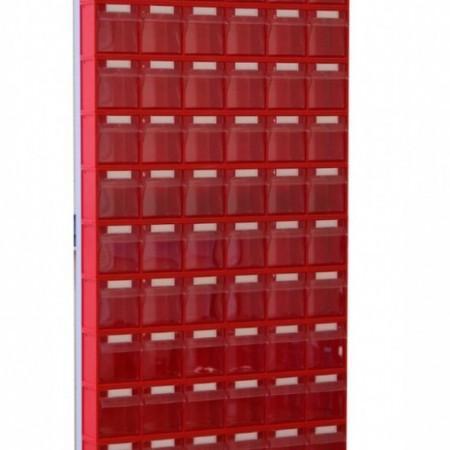 Стойка с коробами Стелла 403-00-13-00 - Архивное и складское оборудование