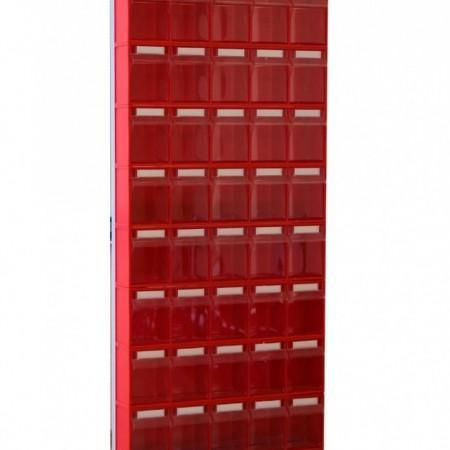 Стойка с коробами Стелла 403-00-00-09 - Архивное и складское оборудование