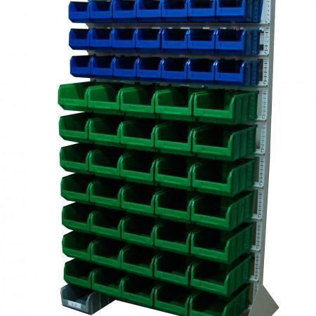 Стойка 1150х2000 Стелла-техник В1-00-04-07 - Архивное и складское оборудование