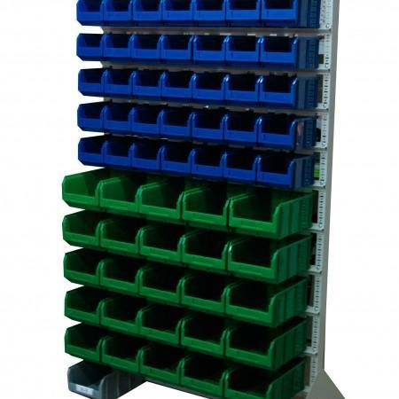 Стойка 1150х2000 Стелла-техник В1-00-06-05 - Архивное и складское оборудование