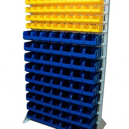 Стойка 1150х2000 Стелла-техник В1-05-09-00 - Архивное и складское оборудование