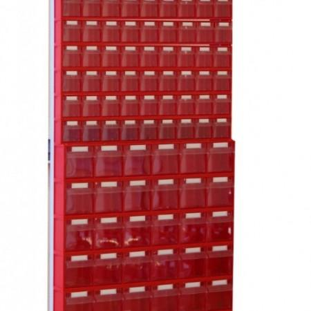 Стойка с коробами Стелла 403-10-06-00 - Архивное и складское оборудование