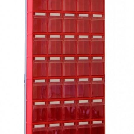 Стойка с коробами Стелла 404-00-00-10 - Архивное и складское оборудование