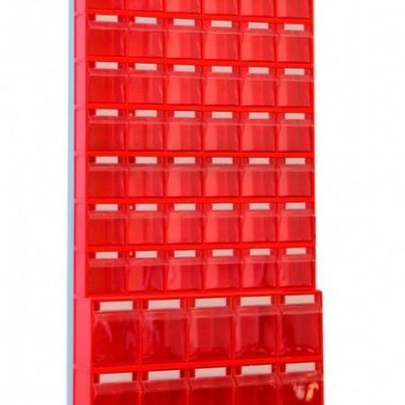 Стойка с коробами Стелла 404-00-10-03 - Архивное и складское оборудование