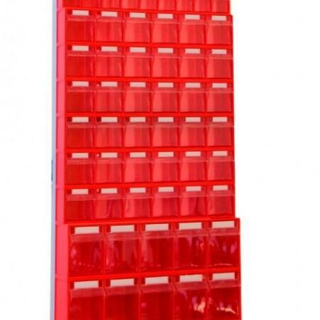 Стойка с коробами Стелла 404-05-06-03 - Архивное и складское оборудование
