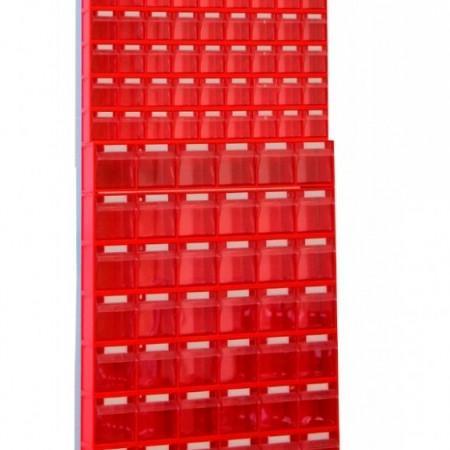 Стойка с коробами Стелла 404-09-08-00 - Архивное и складское оборудование