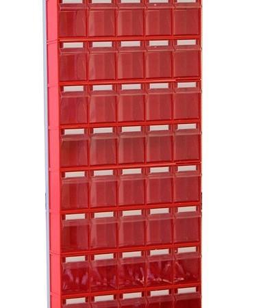 Стойка с коробами Стелла 405-00-00-11 - Архивное и складское оборудование