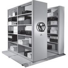 Мобильные стеллажи - Архивное и складское оборудование