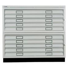 BISLEY FCB 42L (PC 471/472) формат А1 - Архивное и складское оборудование