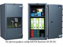 MDTB Bastion M 1368 EK - Архивное и складское оборудование