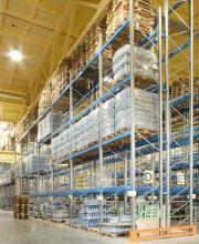 Фронтальный стеллаж - Архивное и складское оборудование