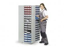 Поворотная стойка 16-300 - Архивное и складское оборудование