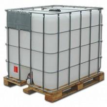 Кубовый контейнер на деревянном поддоне - Архивное и складское оборудование