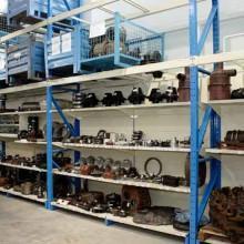 Стеллажи торговые Cash&Carry; - Архивное и складское оборудование