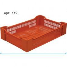 Ящик ягодный для заморозки, арт.119 - Архивное и складское оборудование