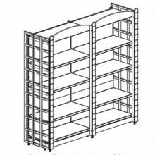 Стеллаж винный - Архивное и складское оборудование