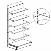 Стеллаж для аккустических кабелей - Архивное и складское оборудование