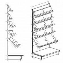 Стеллаж для книг и журналов - Архивное и складское оборудование