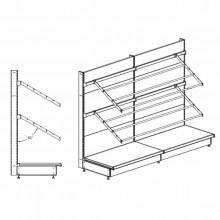 Стеллаж для рулонных товаров - Архивное и складское оборудование
