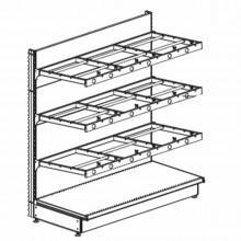 стеллаж для тросов и цепей - Архивное и складское оборудование