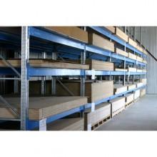 Стеллаж с оцинкованным настилом - Архивное и складское оборудование