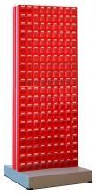 Стойка с коробами Стелла 406-20-00-00 (двусторонняя) - Архивное и складское оборудование