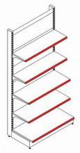 Стеллаж пристенный (основная секция) - Архивное и складское оборудование