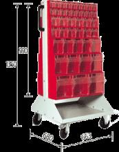 Мобильная стойка Стелла V 475 комплектация 04-04-02-04 - Архивное и складское оборудование