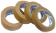 08СМТ025 КУЗОВ Маскирующая лента 25 мм х 40 м (до 110°С) коричневая - Архивное и складское оборудование