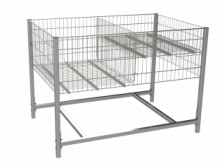 Стол для распродаж с двойным дном - Архивное и складское оборудование