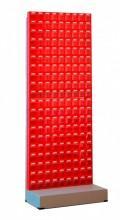 Стойка с коробами Стелла 404-20-00-00 - Архивное и складское оборудование