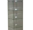 Витрина НЕБО 450/4 верх ДСП подсветка - Архивное и складское оборудование