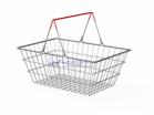 Корзина покупательская - Архивное и складское оборудование