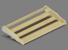 Лоток хлебный мелкий - Архивное и складское оборудование