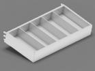 Лоток сборный «Нордика» (глубокий) - Архивное и складское оборудование