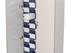 Модульный шкаф С-2-90-Д 760х320х1850 мм (90 коробов) - Архивное и складское оборудование