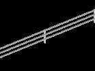 Ограждение фронтальное - Архивное и складское оборудование