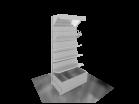 Стеллаж книжный - Архивное и складское оборудование